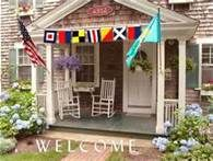 40 Best Decorating With Flags Images American Flag Front Porch