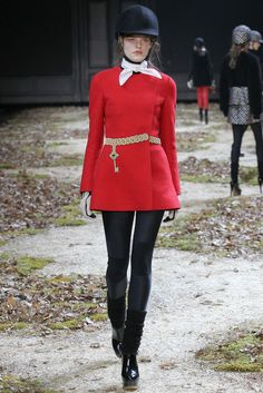Moncler Gamme Rouge Fall 2015 Ready-to-Wear - Collection - Gallery - Style.com