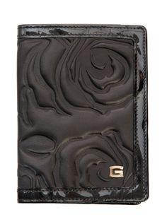 Passaporto-Leather Passport Cover-Black