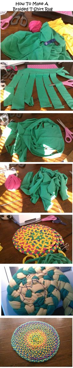 DIY Things to Do with an Old T-shirt - Glam Bistro