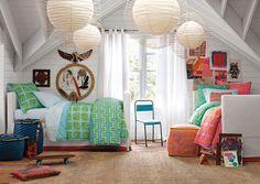 Коллекция весна 2012 от Serena & Lilly   Пуфик - блог о дизайне интерьера
