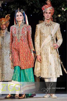 South Asian Wedding Fashion Show