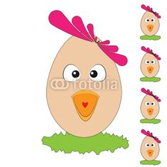 My Stock of.... Eggs ;-) Pink Head