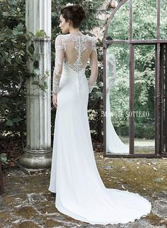 Large View of the Vaughn Bridal Gown