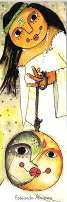 Hechicera marcapáginas Disney Characters, Fictional Characters, Dogs, Art, Dots, Art Background, Doggies, Kunst, Gcse Art