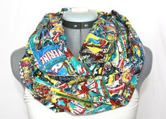 Infinity Scarf // Superhero // Marvel by AllThingsAccessories