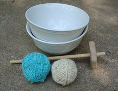 How To Ply Yarn On A Top Whirl Drop Spindle - see other spinning links at bottom of page