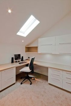 Carew Street, Sandringham - transitional - Home Office - Melbourne - Key Piece