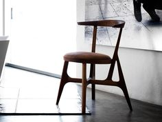 Chair HENDRIX by Camus Collection design Paco Cam�s