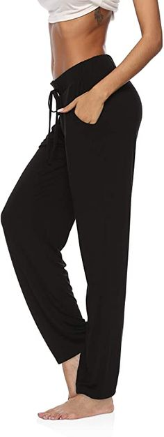 "Jambe 32/"" Bootcut Leggings hippy S//M 10 12 14 Kick Flare Pantalon Dark"
