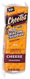 Cheetos Bacon Cheddar Cheese Flavored Crackers