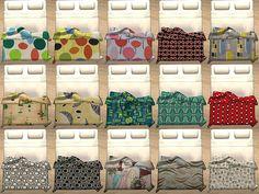 image Sims 2, The Hamptons, Blanket, Bedroom, Image, Bedrooms, Blankets, Cover, Comforters
