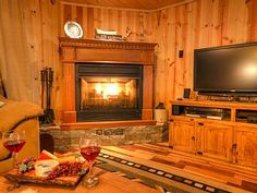 Horseshoe+Bend+-+2+BR+-+Bryson+City+++Vacation Rental in Bryson City Area from…