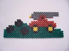 sandylandya@outlook.es  Cannon pirates hama perler beads