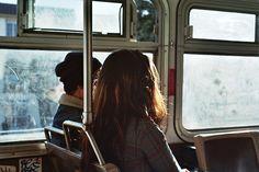 Faire une rencontre inattendue (dans le bus...)