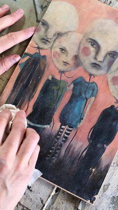 Näin onnistuu kuvansiirto eri pinnoille | Meillä kotona Watercolor Tattoo, Bullet Journal, Painting, Image Transfers, Journal Ideas, Macrame, Tips, Paint, Art Pieces
