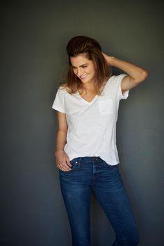 Gefesselt Weiblich Freundlich Profil von