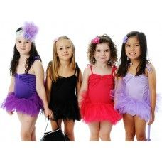 Tutu Singlet Dress:- Cute tutu with simple singlet. Seven layers of tulle. Has to be seen!
