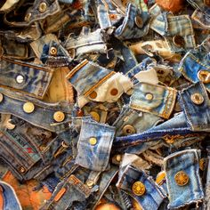 #recycling #jeans