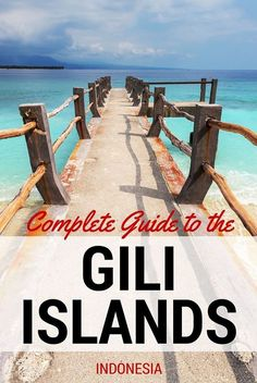 Our complete guide to things to do in the Gili Islands and Gili Trawangan including the best places to stay, which islands have what, how to get to the Gili Islands from Bali and Lombok, visiting the Gili Islands with kids and our budget!