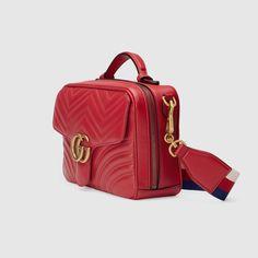 Gucci GG Marmont matelassé shoulder bag Detail 2