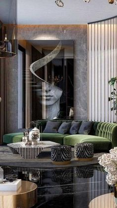 Luxury Homes Interior, Luxury Home Decor, Room Interior, Interior Architecture, Home Room Design, Home Interior Design, Living Room Designs, Living Room Decor, 1980s Interior