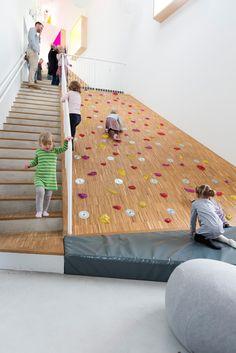 House for Kids in Amager, Copenhagen - Villa Villekulla Kinderkulturhaus in Kopenhagen / Villa Villekulla