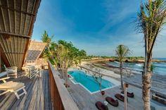 Villa Voyage Beach Front I Nusa Lembongan, Bali