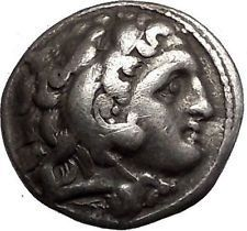 ALEXANDER III the GREAT 323BC Hercules Zeus Ancient Silver Greek Coin i56038 https://trustedmedievalcoins.wordpress.com/2016/05/31/alexander-iii-the-great-323bc-hercules-zeus-ancient-silver-greek-coin-i56038-2/