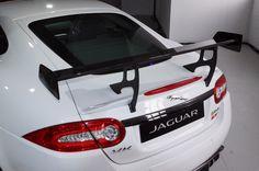New production limit for Jaguar XKR-S GT
