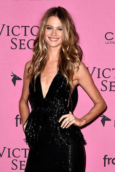 The Best Post-Show Hair at the Victoria's Secret After-Party http://www.vogue.com/5783975/victorias-secret-alessandra-ambrosio-candice-swanepoel-hairstyles/?mbid=social_pinterest