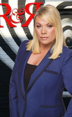 BBC One - EastEnders - Sharon Mitchell