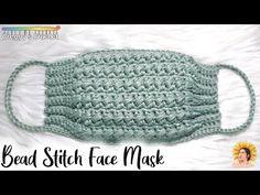 Crochet Mask, Crochet Faces, Basket Weave Crochet, Yarn Shop, Crochet Videos, Crochet Projects, Free Pattern, Crochet Patterns, Stitch