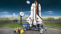 Lego City, Space Center, March 2016