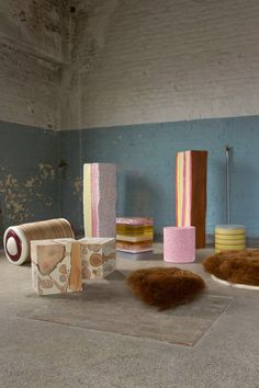 Keep it Sweet: Matthias Borowski's Candy-Coated Materials Project, The Importance of the Obvious : MOLD :: Food Design