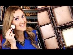 Check out how I use the Hourglass Ambient Lighting Powders in my demo/review video all about them