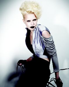 From Francesco Group's 'Vamp' Hair Collection