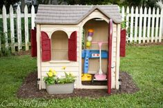 Quick+and+Easy+Playhouse+Makeover