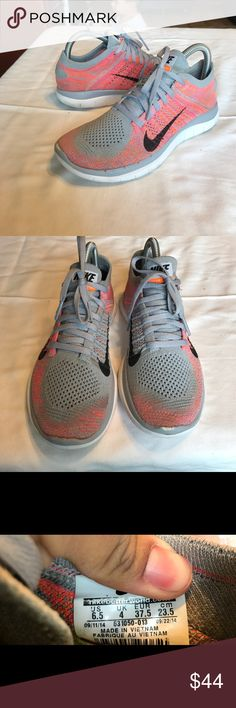 abf1ffe60c Nike Free 4.0 Flyknit Women's Size 6.5 Nike Free 4.0 Flyknit Women's Size  6.5 Nike Shoes Athletic Shoes. Melissa McDonough