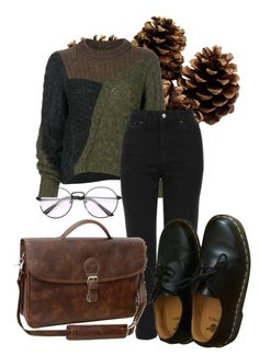"""hello hello hello hell no"" by qimmig on Polyvore featuring Étoile Isabel Marant, Topshop, Dr. Martens and AmeriLeather"