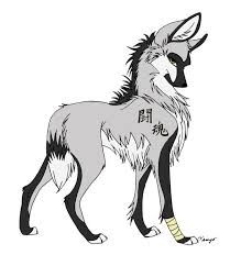 Resultado de imagen para anime baby wolves