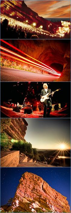 Red Rocks Amphitheatre is a geological phenomenon – the only naturally-occurring, acoustically perfect amphitheater in the world....