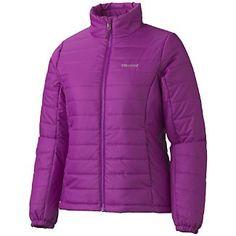 Marmot Women's Brilliant Jacket.  14.8 oz.  Synthetic.