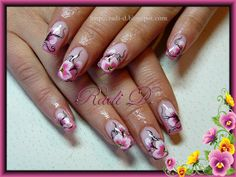 It`s all about nails: Flowers for Women`s Day http://radi-d.blogspot.com/2014/03/flowers-for-womens-day.html