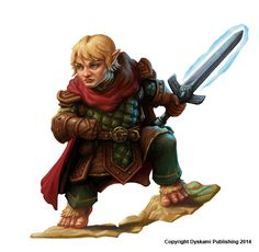 Halfling by Joe Shawcross