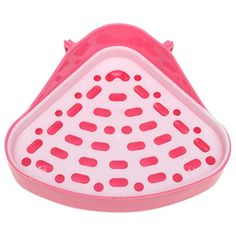SODIAL(R) Small Animal Pet Cat Rabbit Guinea Mice Pig Hamster Corner Litter Trays Plastic >>> Read more at the image link. (This is an affiliate link) #Dogs