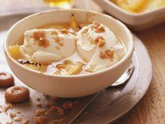 Buttermilchnocken mit gegrillten Orangen und Honig ist ein Rezept mit frischen Zutaten aus der Kategorie Kompott. Probieren Sie dieses und weitere Rezepte von EAT SMARTER!