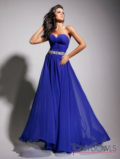 Tony Bowls Evenings Dress TBE11318 at Peaches Boutique