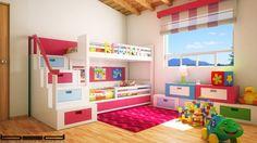 beautiful bedroom for girls