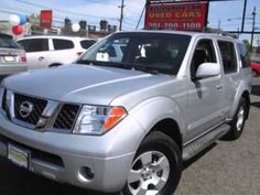 2006 #Nissan #Pathfinder SE #SUV - New Jersey State Auto Auction #Auctions #Cars